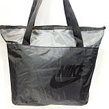 Сумки УНИВЕРСАЛЬНЫЕ для фитнеса Nike (черный+оранжевый)32*42, фото 2