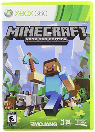 ИГРЫ XBOX 360 Minecraft Xbox 360 Edition  РЕГИОН NTSC