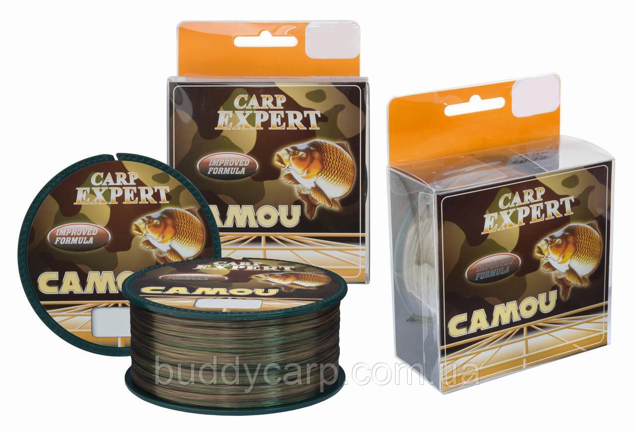 Леска 0.20 мм 600 метров Carp Expert  Camou