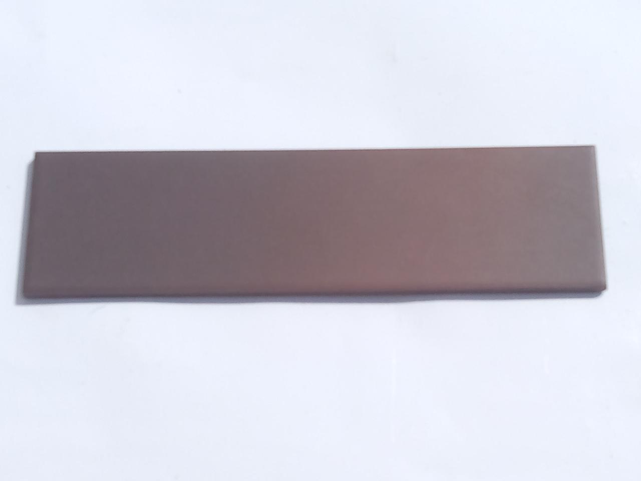 Клинкерная фасадная плитка Paradyz Cloud Brown 245x65x7.4