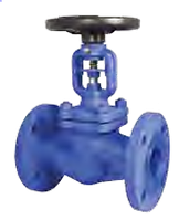 Вентиль стальной с сильфонным уплотнением(PN-40)T-0170-20