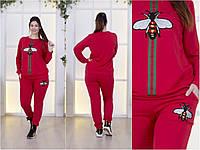 Костюм женский спортивный, женский Спортивный костюм Пчела, разные цвета и размеры., фото 1
