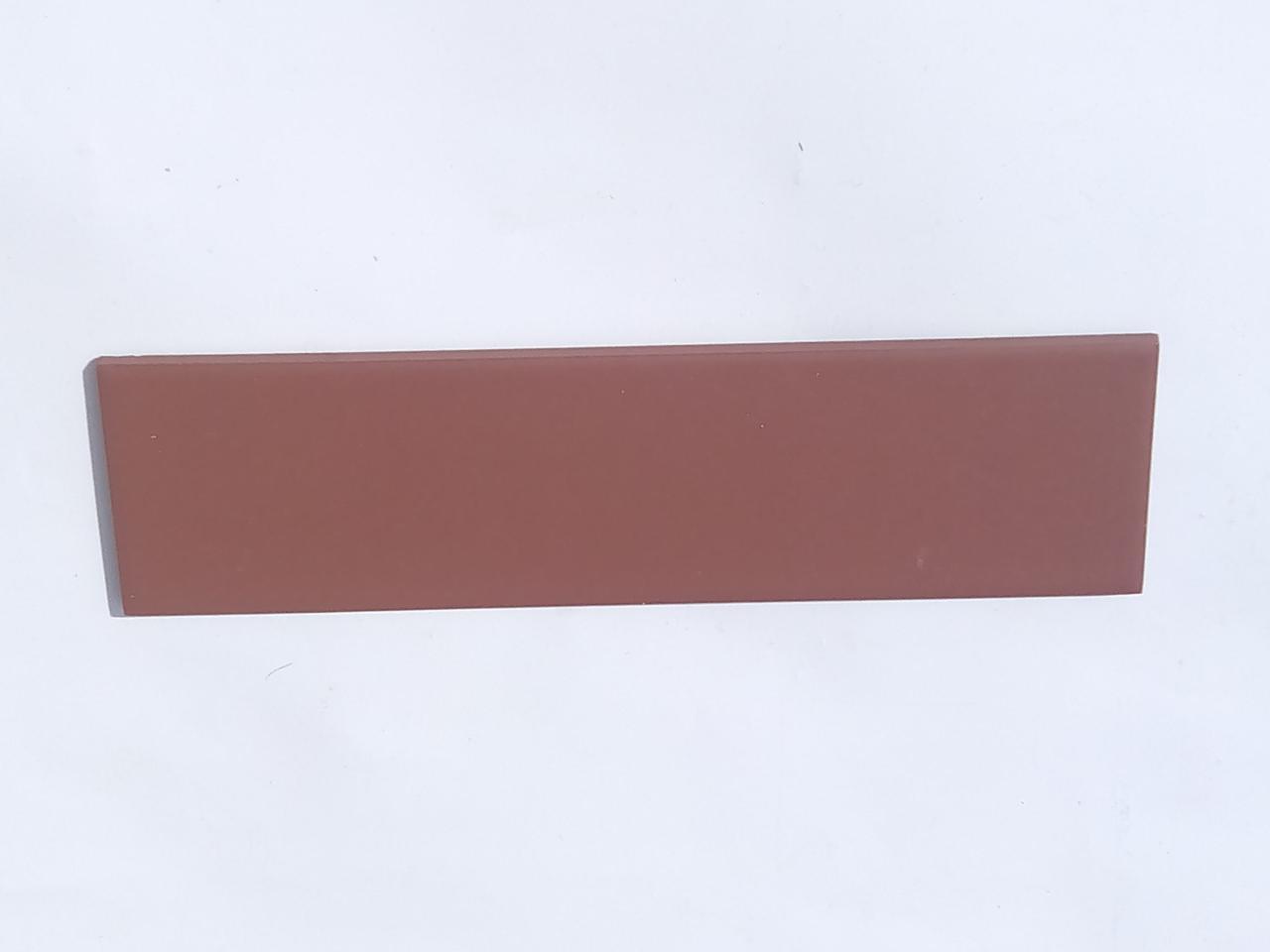Клинкерная фасадная плитка Paradyz Natural Rossa 245x65x7.4