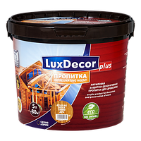 """Пропитка для дерева LuxDecor """"Бесцветная"""" 5л"""
