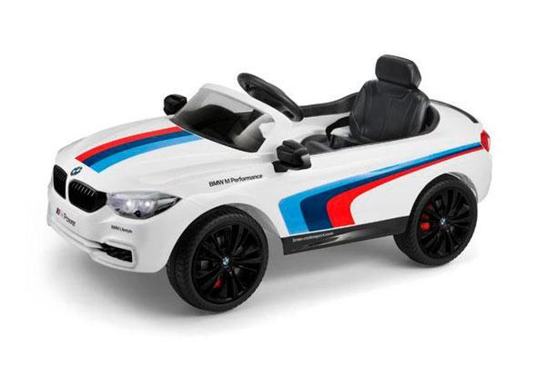 Детский электромобиль BMW M4 Motorsport Electric Rideon Car (80932413197), Детский электромобиль БМВ