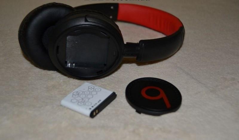 Беспроводные наушники Monster Beats XF-238 by Dr. Dre с МР3 плеером и FM  радио cabc4a62a45ce