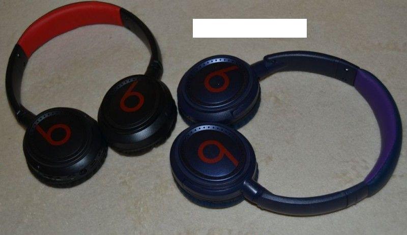 ... Беспроводные наушники Monster Beats XF-238 by Dr. Dre с МР3 плеером и FM 94b7c288371d7