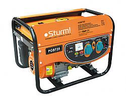 Генератор бензиновый, электрогенератор (3500 Вт) Sturm PG8735
