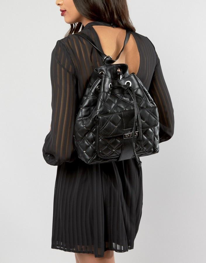 c9e8b73528ab Молодежный рюкзак Mango женский для девушки модный - ДорБастер - Интернет-магазин  выгодных предложений в