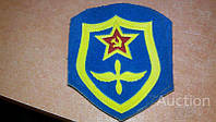 ННарукавный знак шеврон военно-воздушные силы ВВС СССР Советской Армии СА ВС