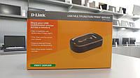 Принт-сервер D-Link DPR‑1020