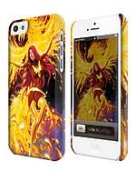 Чехол для iPhone 5C Marvel Comics Dark Phoenix