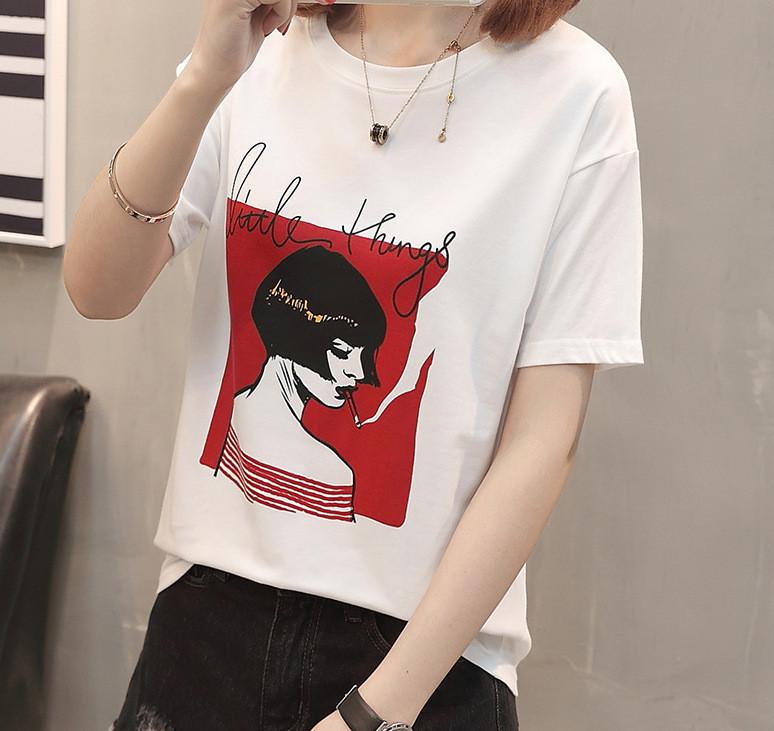 Женская футболка Little things AL8236