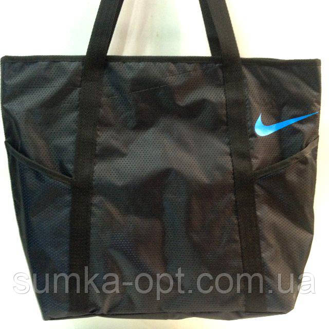 Сумки УНИВЕРСАЛЬНЫЕ для фитнеса Nike (черный)34*35