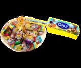 Шоколад молочный Зайчики Onli Австрия 100г, фото 1