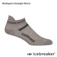 Легкие беговые термоноски Icebreaker Multisport UL Micro