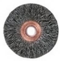 Щетка проволочная мягкая, 76 мм.