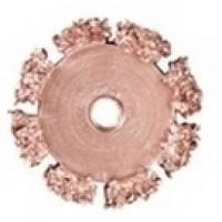 Шерохователь звездочка, 51х19 мм., К16