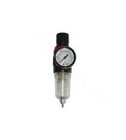 Фильтр очистки воздуха с редуктором РТ-1412 1/4, Intertool