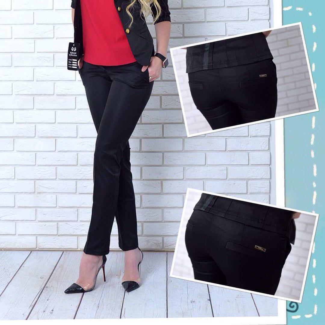 Стильный брюки  (размеры 42-52) 0082-86