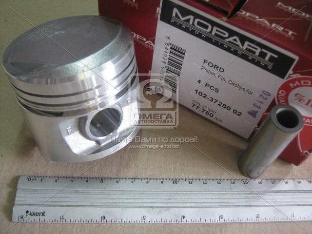 Поршень FORD 77.75 1.4 CVH (Mopart) 102-37280 02