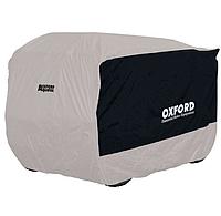 Чехол для квадроцикла OXFORD AQUATEX ATV BLACK-SILVER MEDIUM CV209