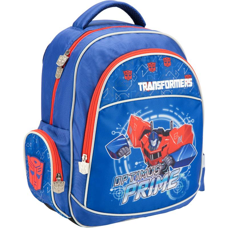 25551db5f574 Рюкзак Kite TF17-510S Transformers школьный детский для мальчиков 38см х  29см х13см Германия -