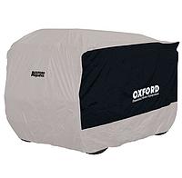 Чехол для квадроцикла OXFORD AQUATEX ATV BLACK-SILVER Small CV208