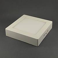 Накладной светодиодный светильник Bellson Квадрат 12Вт, фото 1
