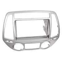 Перехідна рамка CARAV 11-393 для HYUNDAI i-20 2012-2014 (Auto Air-Conditioning)