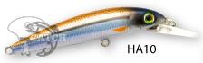 Воблер EOS Cor Minnow 60 мм цвет: HA10 плавающий