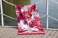 Пляжное полотенце LOTUS Paradise Fusya