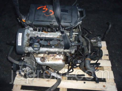 Мотор (Двигатель) Seat Ibiza Skoda Fabia VW Polo Octavia 1.4 16v BBY 2005r