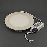 Встраиваемый светодиодный светильник Bellson Круг 12Вт, фото 1