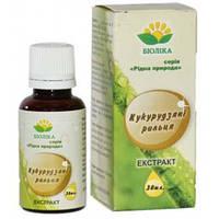 «Экстракт Кукурузных рылец» ( 30 мл) при желчекаменной болезни;  заболеваниях печени;