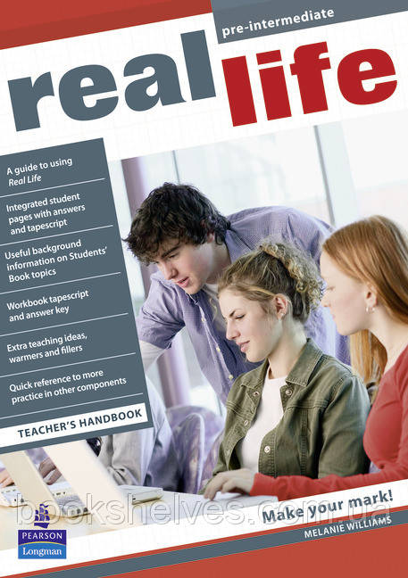 Real Life Pre-Intermediate TeacherBook
