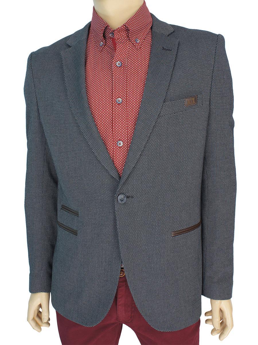 Чоловічий стильний піджак AIX Code: 1915
