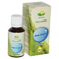 «Экстракт Ламинарии» ( 30 мл) профилактическое средство против эндемического зоба, для профилактики гипертирео