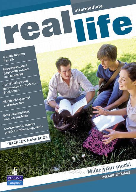 Real Life Intermediate TeacherBook