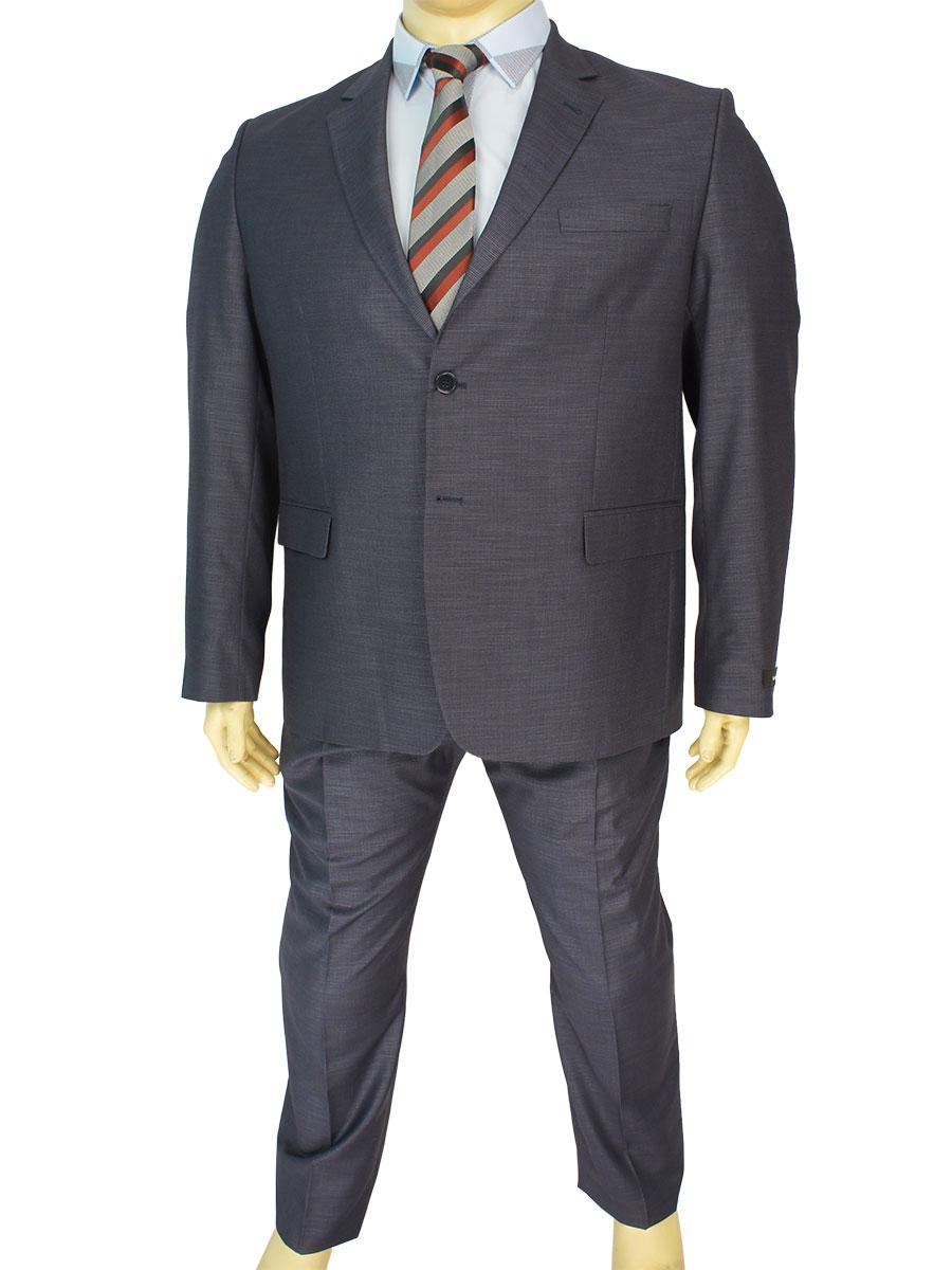 Чоловічий класичний костюм Daniel Perry C.312 C: 13 великого розміру