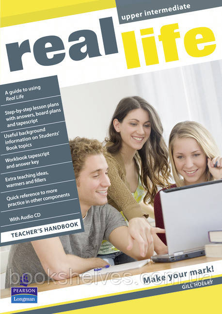 Real Life Upper-Intermediate TeacherBook