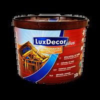 """Пропитка для дерева LuxDecor plius """"Ель"""" 10л"""