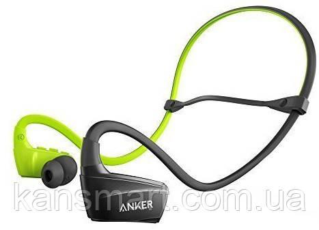 Наушники Anker SoundBuds Sport NB10 Black/Green