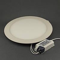 Встраиваемый светодиодный светильник Bellson Круг 18Вт, фото 1
