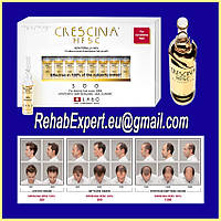 Что такое Кресцина? Препараты для возобновления роста волос