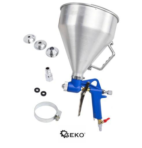 Краскопульт пневматический GEKO G01145