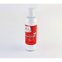 BLAZE Powder 7 - акриловая пудра / средняя полимеризация / Clear 118 мл