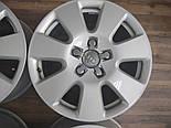 Оригинальные кованые диски 18'' на Audi Q7 дизайн 7 спиц, фото 2