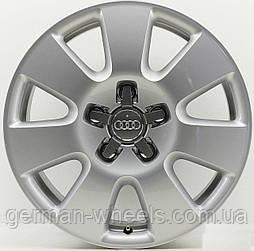 Оригинальные кованые диски 18'' на Audi Q7 дизайн 7 спиц