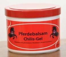 Pferdebalsam Chilis-Gel (Лошадиный бальзам) согревающий. Оригинал! Венгрия. 500 мл.